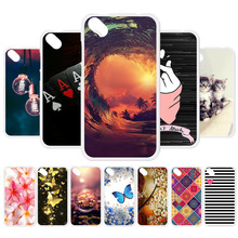 3D DIY Soft Silicone Case For Wiko Sunny 2 Plus Coque Sunny2 Cover Flamingo Painted Back Fundas Housing