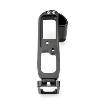 FITTEST LB-X100 Quick Release L Plate Custom L Bracket Base Grip for Fujifilm fuji X100 X100S dslr RRS Arca-Swiss Compatible