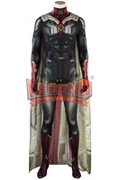 Avengers Infinity War Vision Cosplay Costume For Adult outfit