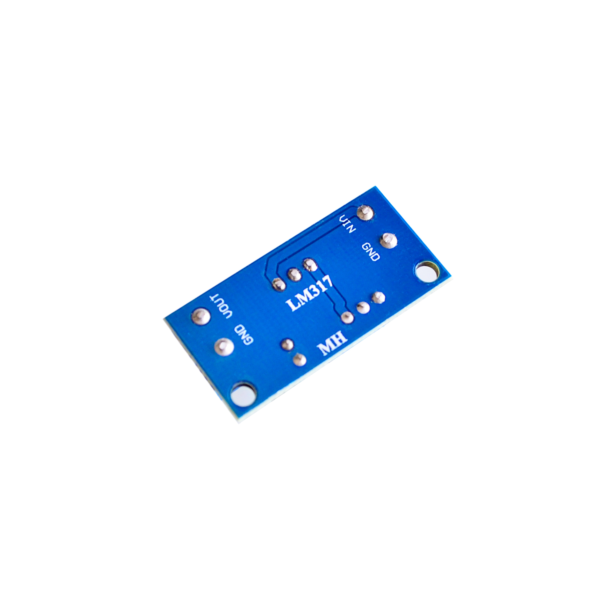 100pcs Lm317 Lm317t Dc Step Down Converter Circuit Board Power Calculator Applications Circuits Supply Module In Integrated From Electronic Components Supplies On