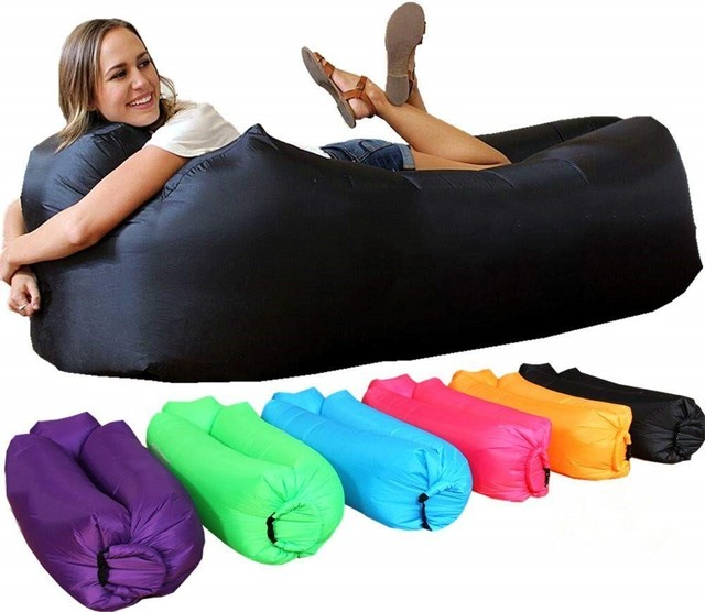 Waterproof Light Sleeping Inflatable Bag Lazy Sofa