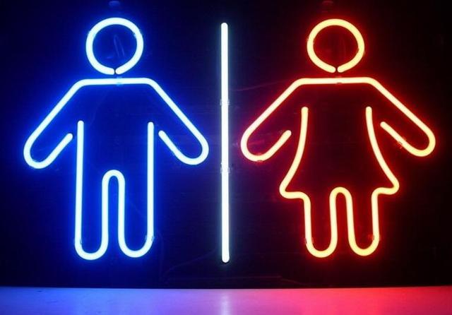 Custom Men Women Neon Light Sign Beer Bar