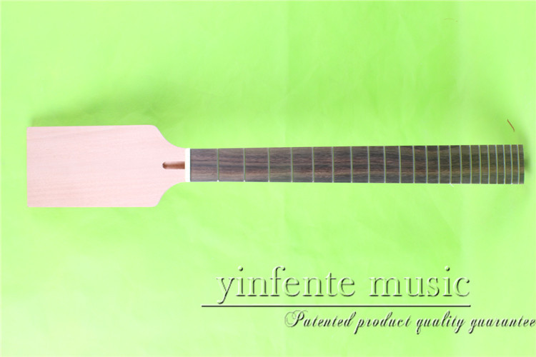 0048#    24.75   Electric guitar neck   Bolt on  rosewood     fingerboard fine quality  22  fret 0049 24 75 electric guitar neck bolt on rosewood fingerboard fine quality 22 fret