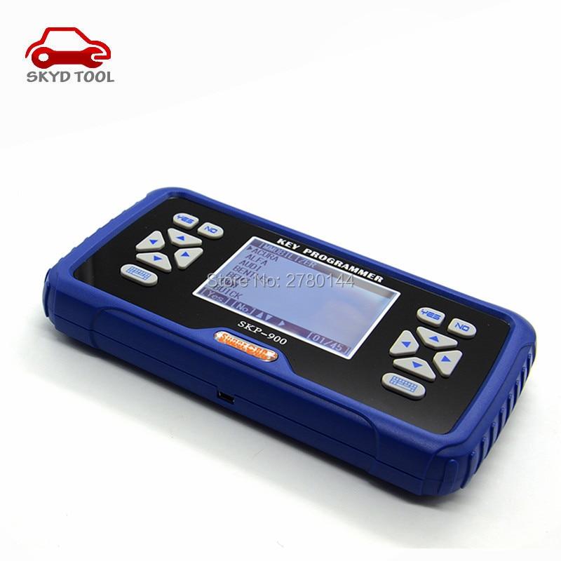 Newest SKP900 Agent Original Free Upgrades V4.5 For Life SuperOBD SKP-900 SKP900 Car Auto Key Programmer DHL Free Shipping