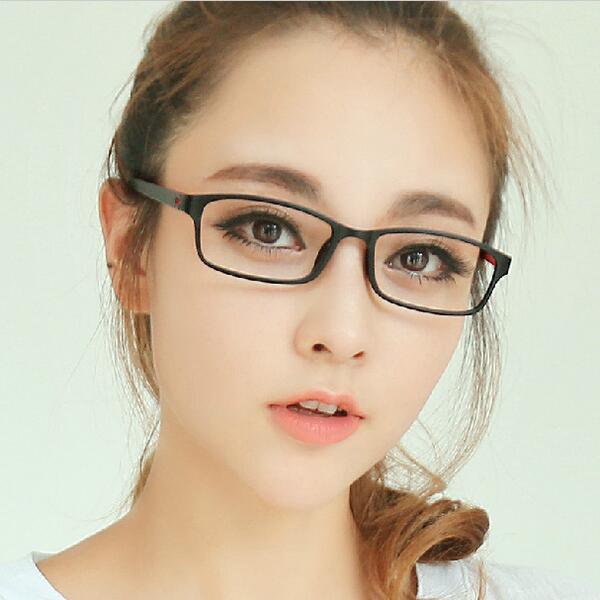 -50 ~-600 Bijziendheid Brillen Frames Bril Bijziendheid Bril Mannelijke Vrouwelijke Ultra Licht Imitatie Tr90 Full Frame Recept Frame Een Effect Produceren Voor Een Heldere Visie
