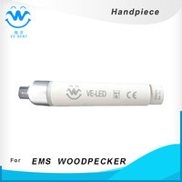Free shipping 1pcs VE LED scaler handpiece dental instrument for EMS/Woodpecker dental unit personal care teeth whitening