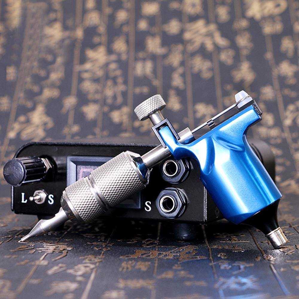 Newest Tattoos Cosmetics Professional Rotary Tattoo Machine For Permanent Make Up Body Art High Speed Stable Tattoo Gun 35000r import permanent makeup machine best tattoo makeup eyebrow lips machine pen
