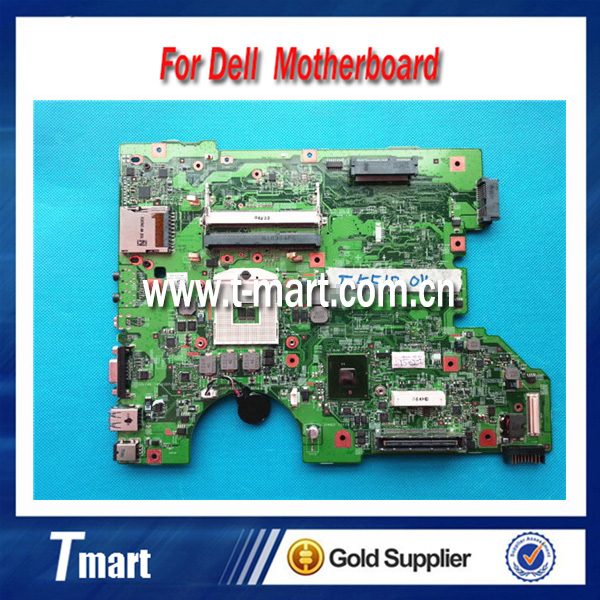 ФОТО 100% working Laptop Motherboard for Dell E5510 CN-01X4WG 1X4WG System Board fully tested