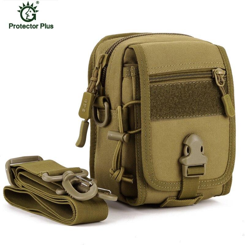 Mens Crossbody Military Leisure Oxford Shoulder Bag Multifunctional Camping Travel Fishing Messenger Equipment V41
