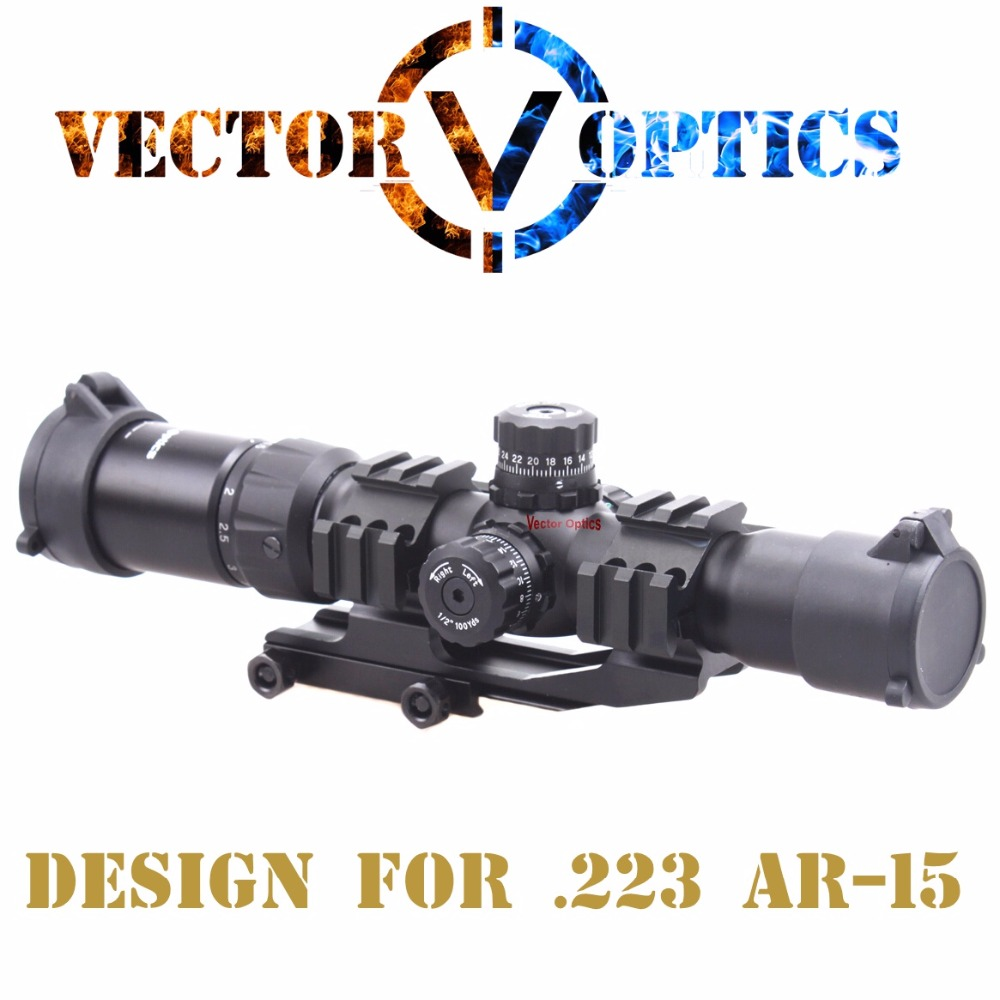 Vector Optics Mustang 1.5-4x30 Hunting Long Eye Relief Rifle Scope Chevron Reticle Sight with Cantilever Mount Ring футболка puledro kids футболка