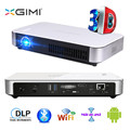 DHL XGIMI Z3 + SLP Inteligente LED Proyector 1280x800 MINI Andriod 4.4 WIFI Miracast Bluetooth LED 3D Proyector DLP Portátil proyector