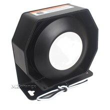 Loud Speaker 120-130dB 200W extra thin for car siren, Neodymium material 6ohm horn car alarm amplifier, easy install