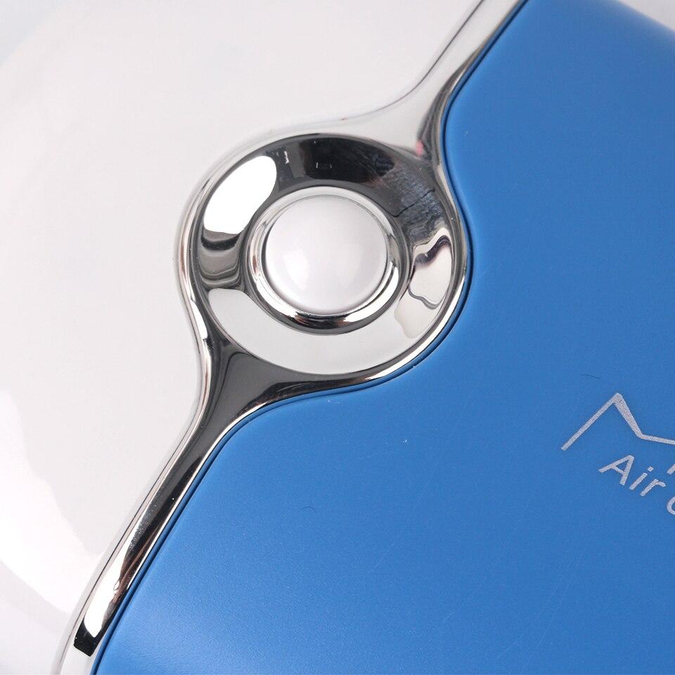 USB Mini Air Conditioning Fan for Eyelash Extension Blower Drying Glue Graft Eyelash Extension Drying Fan in False Eyelashes from Beauty Health