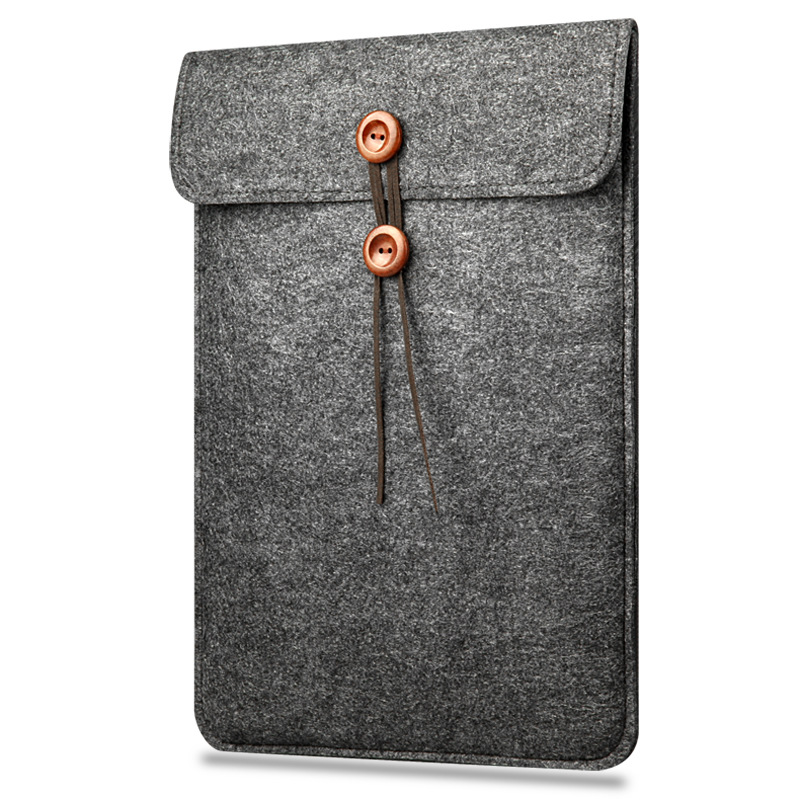 Wool Felt Case 11.6 13.3 15.4Laptop Bag Sleeve for Macbook Air 11 12 13 Pro 15 Retina Notebook Bag for Macbook Pro 15 Bag Case