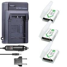 3* NP BX1 Bateria NP-BX1 Battery+Car Charger+Eu plug for Sony DSC RX1 RX100 AS100V M3 M2 HX300 HX400 HX50 HX60 GWP88 AS15 WX350
