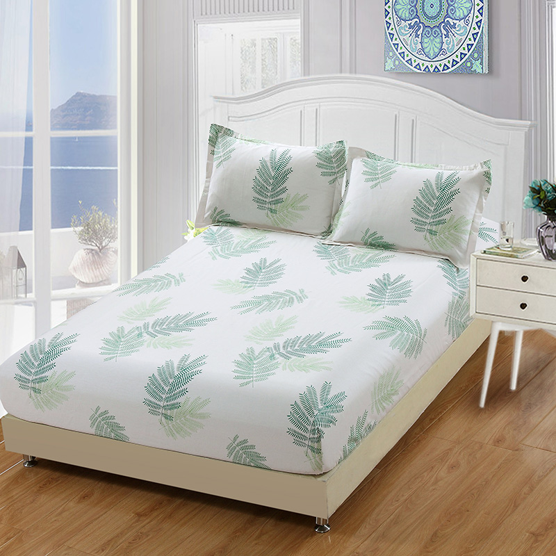 2018 Luxury Fashion Bed Sheet Sets 100 Cotton Twin Full Queen King