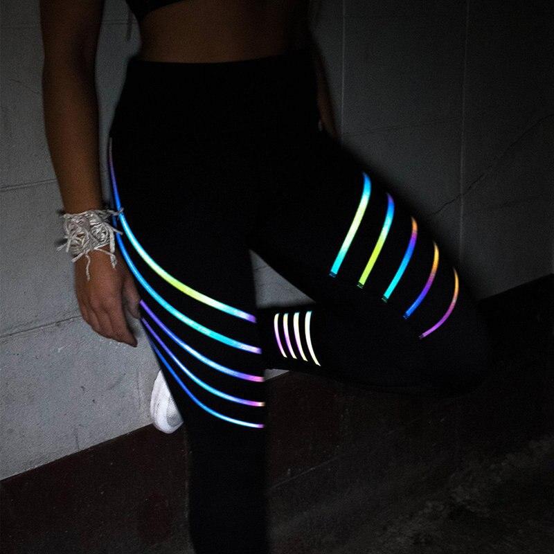 Novas Mulheres Da Moda Leggings de Impressão Em Preto e Branco Legging de Fitness Sexy jeggings Silm Legins Calças de Cintura Alta Estiramento Calças mujer