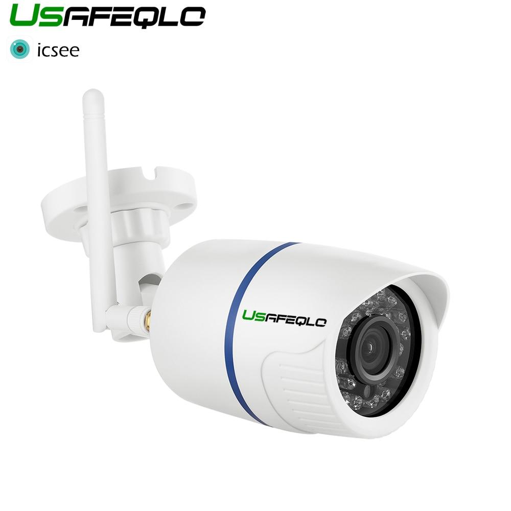 🛒 GADINAN 1080P 720P iCSee H 264 Waterproof WiFi Wireless