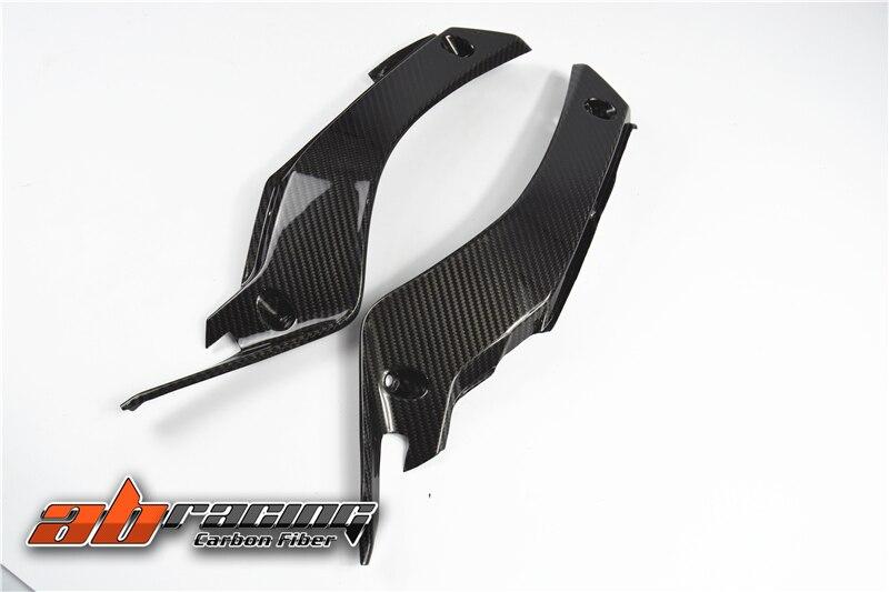 Боковые панели для Yamaha R1 2015 2016 2017 2018 полный углеродного волокна, 100% твил