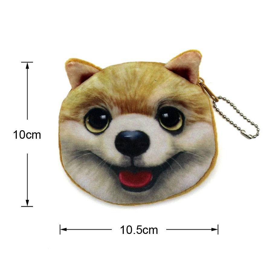 XYDYY-Kawaii-3D-Dogs-Prints-Women-Plush-Coin-Purse-Cute-Kids-Purse-Wallet-Bag-Coin-Pouch (3)