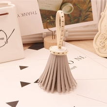 Rivet tassel DIY Keychain mobile phone shell essential material Fashion Pendant a1138 rivet leather tassels