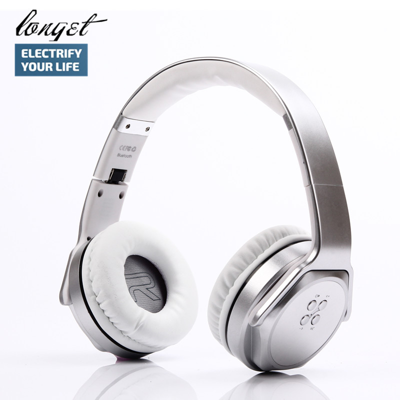 MH3 Bluetooth Headphones With Twist out speaker Upgrade Foldable Wireless Bluetooth 4.2 On-Ear 2 in1 Hi-fi Stereo Headset