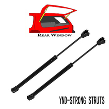 2Pcs For 2005 2006 2007 2008 2009 2010 2011 2012 2013 Nissan Pathfinder  Rear Window Lift Supports Struts 2pcs for audi a6 c6 sedan 2005 2006 2007 2008 2009 2010 2011 car styling rear trunk tailgate lift supports gas struts gas spring
