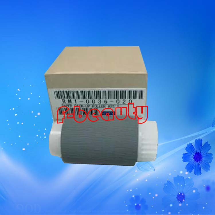 Free Shipping New Original Pick Up Roller Compatible For HP4200 4250 4350 4700 4300 4015 RM1-0036 pickup roller  цены