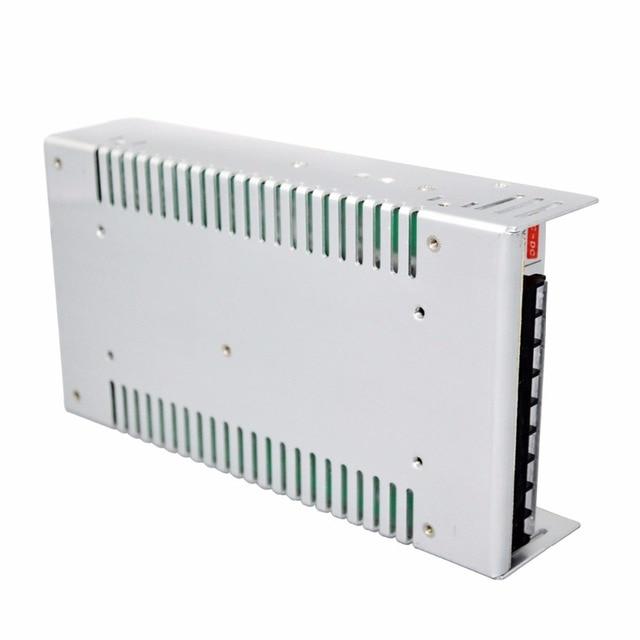 CA a CC 48V 400 W, convertidor de voltaje de alta calidad, fuente de alimentación conmutada para Motor mecánico