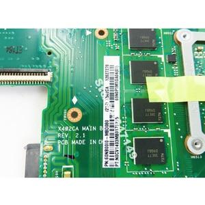 X402CA X502CA материнская плата 2117 CPU 4 Гб RAM для ASUS X502C X402C F402 материнская плата для ноутбука X402CA X502CA материнская плата 100% протестированная