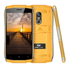 Original Homtom ZOJI Z6 IP68 Waterproof Mobile Phone 4.7 inch 1280*720 Android 6.0 MTK6580 Quad Core 1.3GHz 1GB RAM 8GB ROM OTA