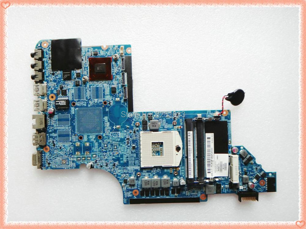 665993-001  FOR HP PAVILION DV7T-6C00 NOTEBOOK for HP Pavilion DV7 DV7-6000 Laptop Motherboard DDR3 HM65 for hp pavilion dv6 6000 notebook dv6z 6100 dv6 6000 laptop motherboard 650854 001 main board ddr3 hd6750 1g 100%