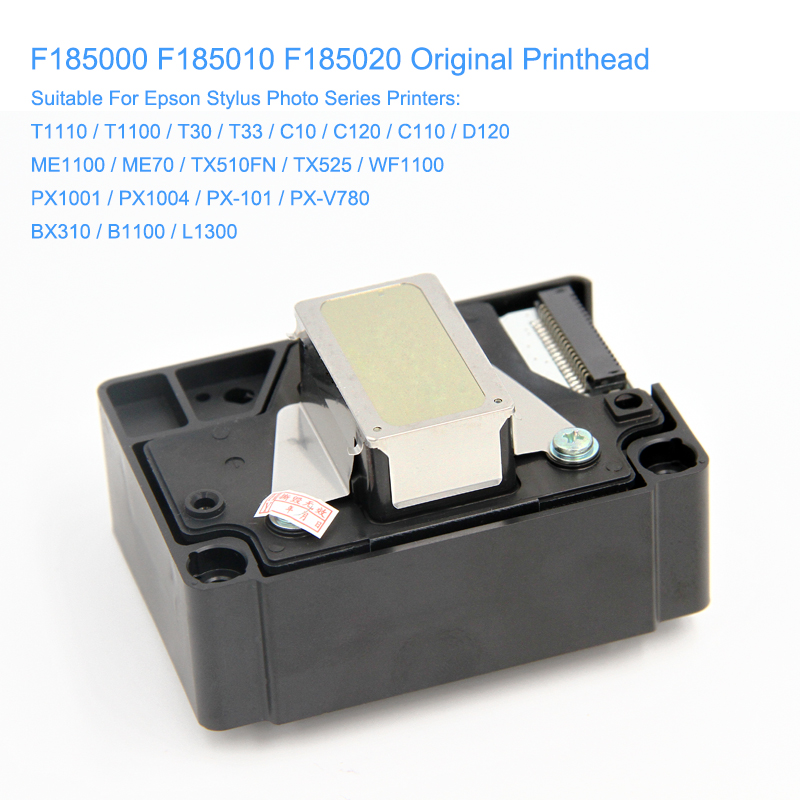 F185000 printhead for EPSON TX525 PX1001 PX1004 PX-V780 D120 PX101 BX310