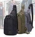 2017 Men High Quality Waterproof Nylon fashion Messenger Shoulder Bag Military Travel Camp Sling Chest Bag