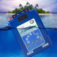 Waterproof 12V 200AH 100AH 60AH li ion li polymer battery for boat motors,fishing,solar panel,outdoor emergency power bank
