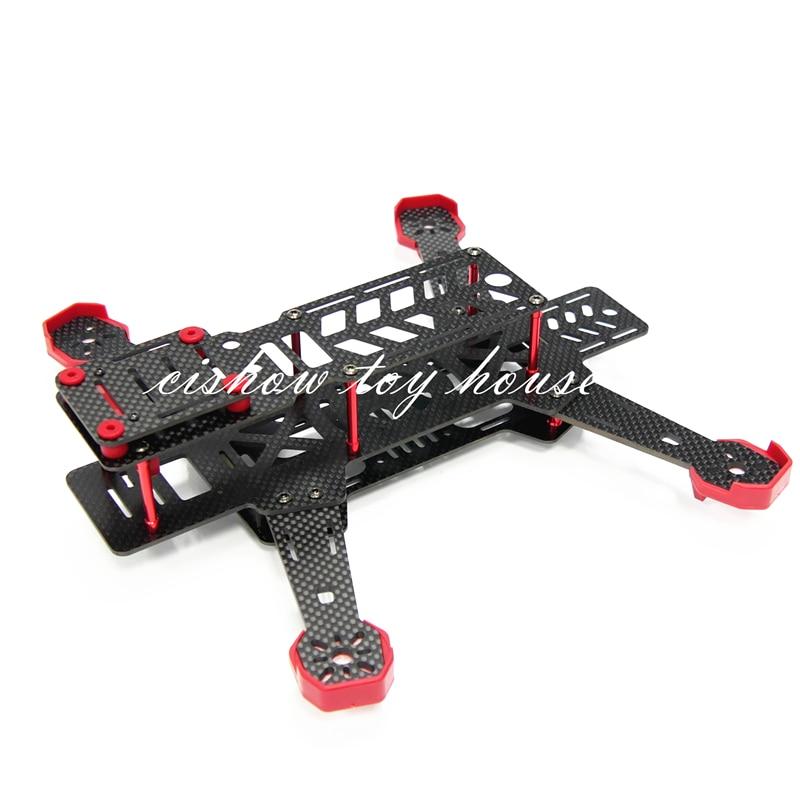 DALRC RC DIY FPV Mini Drones Race Quadcopter DL265 Carbon Fiber ...