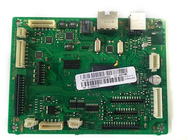 Free shipping new original for samsung CLX3305 Formatter board JC92-02484B on sale q1292 67003 free shipping new original for hp100 110 encoder strip on sale on sale