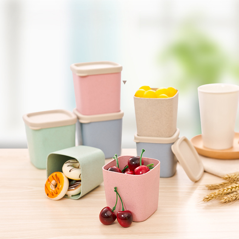 US $1 76 33% OFF|Food Storage Box Kitchen Food Sealed Snacks Dried Fruit  Grains Tank Storage Cereal Box Large Food Storage Tank Multifunction-in