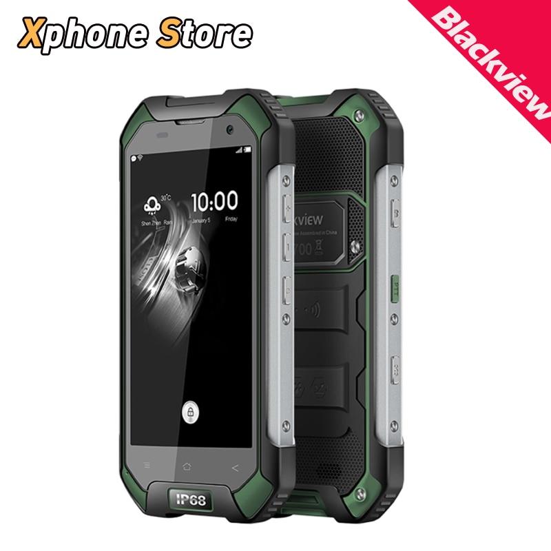 Blackview BV6000S 16GB ROM 2GB RAM Smartphone 4.7 inch Android 6.0 MTK6735 Quad Core Dual SIM 4200mAh 4G FDD-LTE 4G Cellphone
