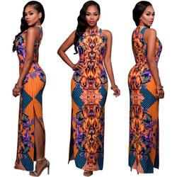 2019 африканская одежда, платья рубашка в африканском стиле Для женщин Африка сумка из полиэстра Горячая сексуальная одежда