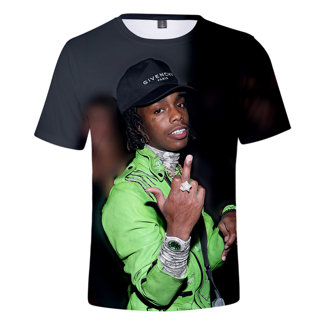 YNW MELLY 3D T-SHIRT (10 VARIAN)