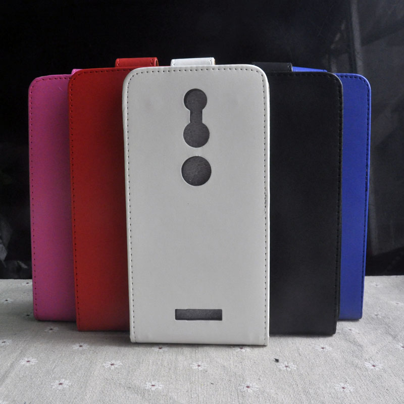 For Qmobile Z12 Pro Case PU Leather Flips