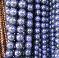 High Quality AAA+Dark Blue Crystal Natural Stone Beads Wholesale Jewelry Accessories DIY 4MM 6MM 8MM 10MM 12MM Drop Shipping