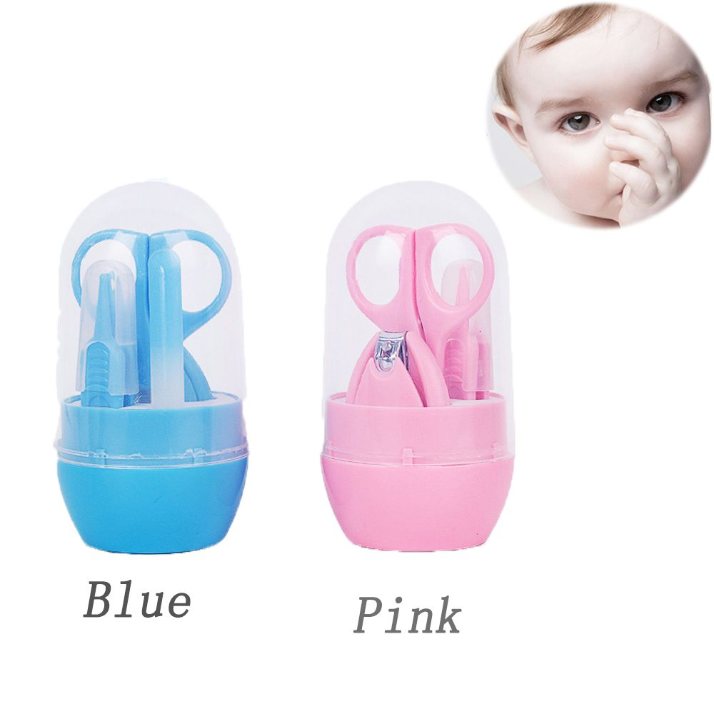 1 Stück Infant Finger Toe Nail Clipper Cutter Scheren Nette Praktische Baby Nagel Clipper Kind Sicherheit Maniküre Set Baby Pflege Reinweiß Und LichtdurchläSsig