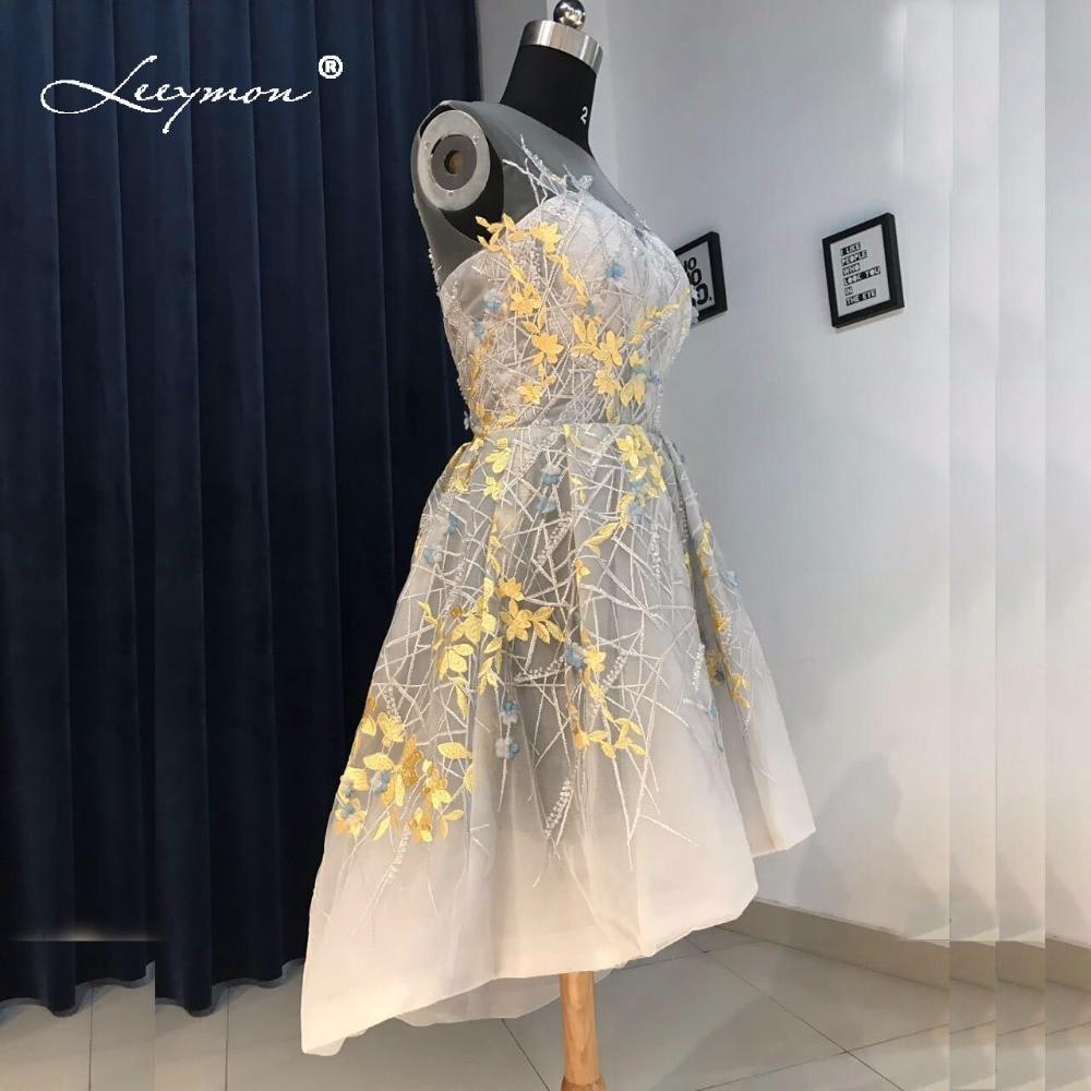 Novi vrući seksi Crystal koktel haljina 2017 Backless čipka kratki - Haljina za posebne prigode - Foto 1