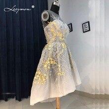 robe soirée cristal pour