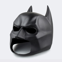 Batman Mask The Avengers Dawn Of Justice Dark Knight Rises Super Heroes Action Figure Model PVC