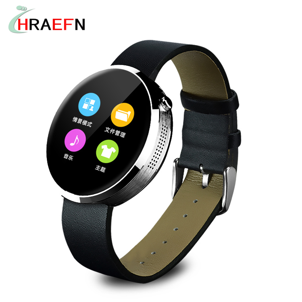 Hraefn DM360 Smart Watch Wearable Devices Bluetooth Smartwatch Heart Rate Monitor montre connecter IOS iphone Android samsung f2 smart watch accurate heart rate statistics i bluetooth watch compatible android smart wearable ios system
