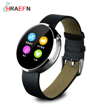 Hraefn DM360 Smart Watch Wearable Devices Bluetooth Smartwatch Heart Rate Monitor montre connecter IOS iphone Android samsung