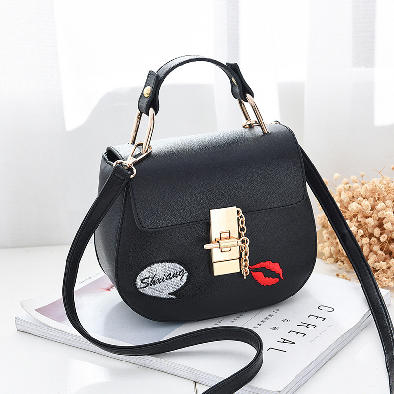 2017 New Arrival Fashion Women Messenger Bag Handbag Ladies Crossbody Bags PU Leather Shoulder Bags Clutch Female Gift Flap Bags